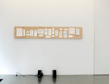 Jean Dupuy The Collective Years (Installation View), via Galerie Louevenbruck