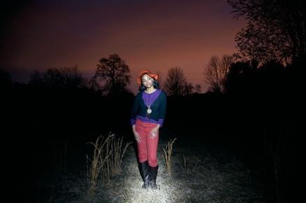 Laurel Nakadate, Akron, Ohio #1 (2013), via Leslie Tonkonow