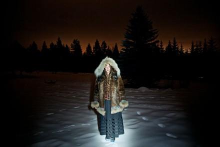 Laurel Nakadate, Kalispell, Montana #1 (2013), via Leslie Tonkonow