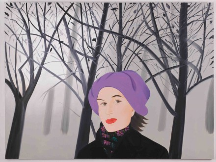 Alex Katz, January IV (1992), courtesy MdM Mönchsberg