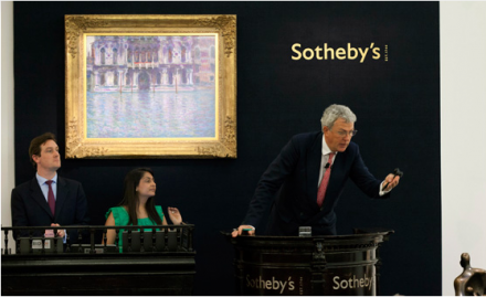 Monet Sells at Sotheby's, via Sotheby's