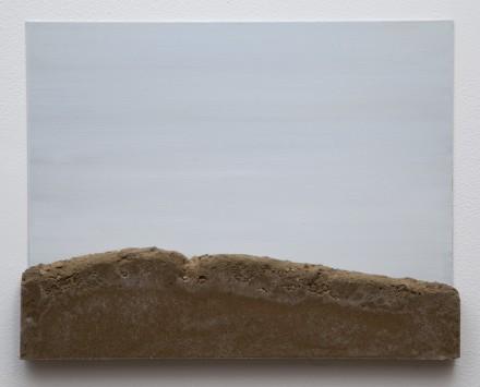 Nadja Frank, #3 Shiprock, (2013), via Denny Gallery