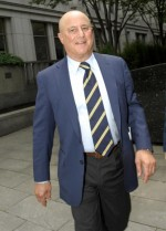 Ronald Perelman leaves Court this week, via New York Daily News