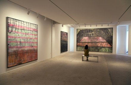 New york sterling ruby sp paintings at nahmad for Sterling ruby paintings