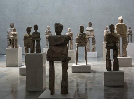 Ugo Rondinone, Soul (Installation View), via Gladstone Gallery