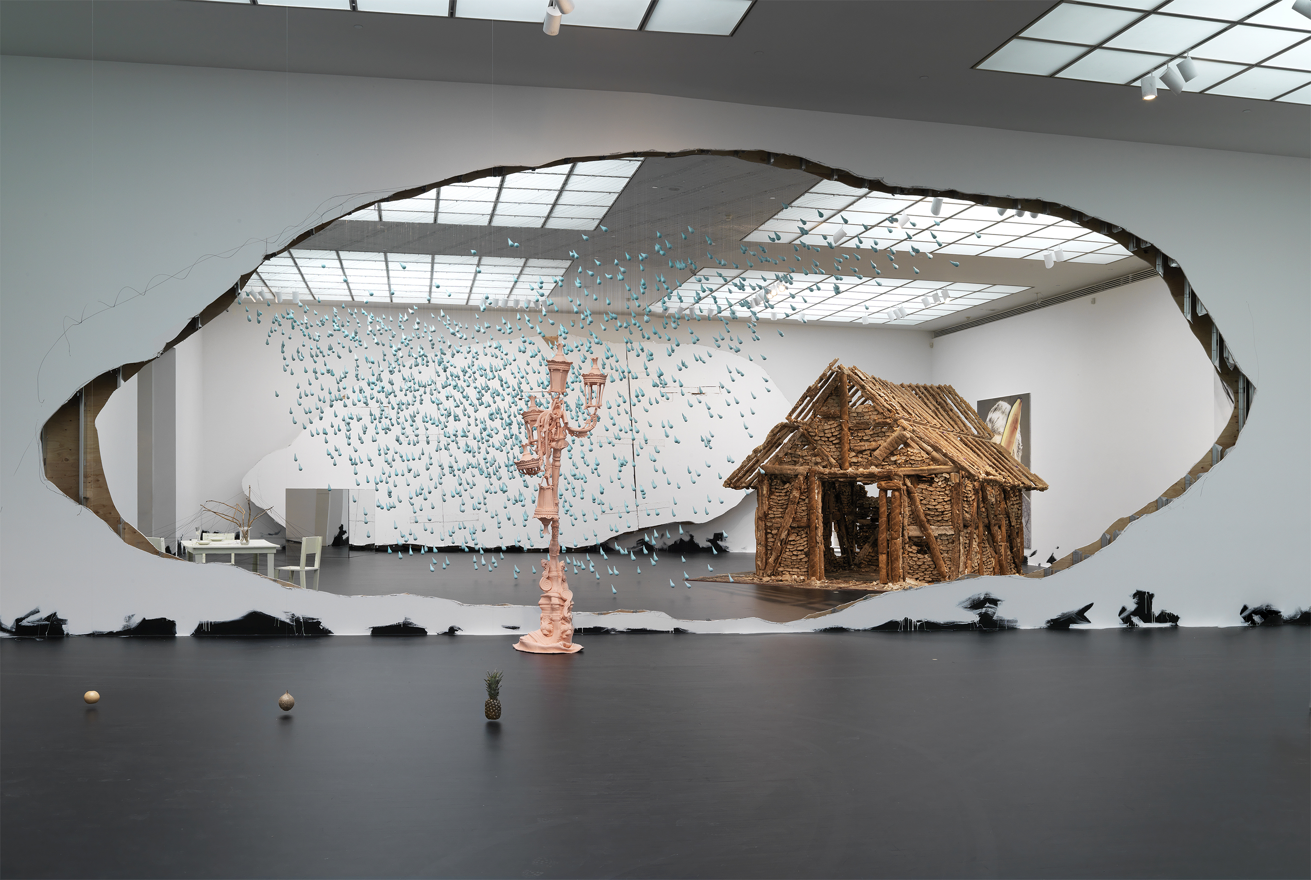 Los Angeles Urs Fisher At MOCA Through August 19th