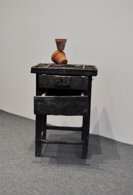 Joseph Beuys, Terremoto in Pallazzo (1981)