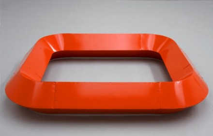 Donald Judd, Untitled (1964), via David Zwirner