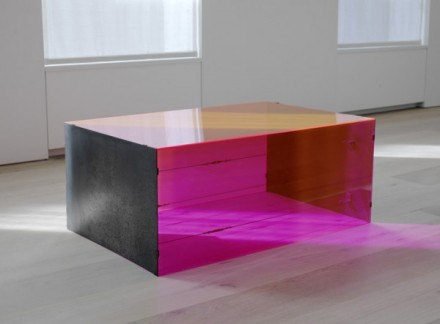 Donald Judd, Untitled (1965), via David Zwirner