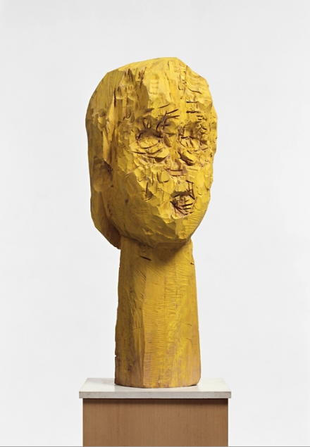 Georg Baselitz, Dresdner Frauen - Die Elbe, (1990), Courtesy Thaddeus Ropac