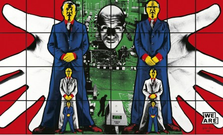Gilbert & George, We Are (1985), courtesy Galerie Thaddaeus Ropac