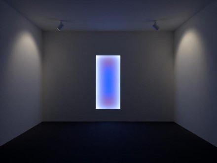 James Turrell, Aurora B: Tall Glass, (2010) Courtesy the Museum of Fine Arts, Houston, © James Turrell