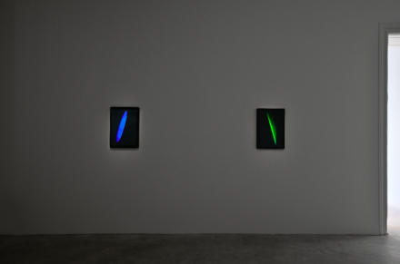 James Turrell (Installation View), Courtesy of Almine Rech