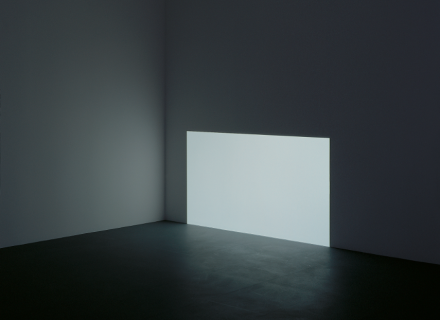 James Turrell, Prado (White) (1967) (Installation View) © James Turrell, Photo: David Heald © Solomon R. Guggenheim Foundation, New York