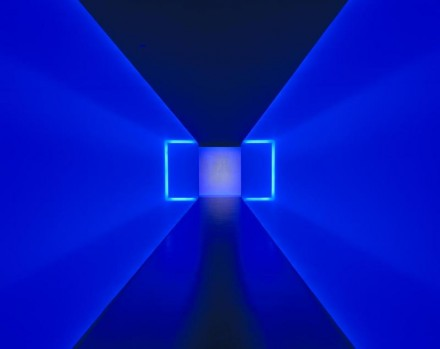 James Turrell, The Light Inside, (1999) Courtesy the Museum of Fine Arts, Houston, © James Turrell