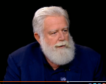 James Turrell, via Bloomberg TV