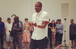 Jay-Z Performs at Pace, via Complex