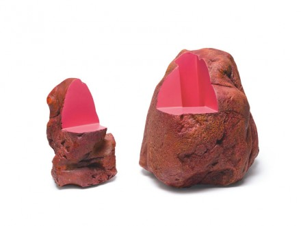 Ken Price, The Pinkest and the Heaviest (1986), via The Met