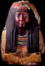 Mask of Ka-Nefer-Nefer currently claimed by Egypt, via New York Times