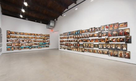 Paul and Damon McCarthy, Rebel Dabble Babble (Installation View), via Hauser and Wirth