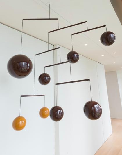 Xavier Veilhan, Hong Kong Mobile no˚3 (2013), via Galerie Perrotin