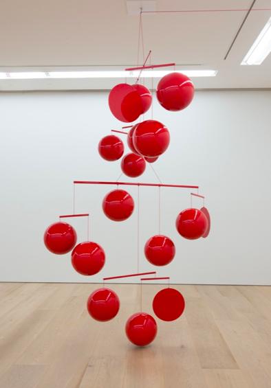 Xavier Veilhan, Hong Kong Mobile no˚9 (2013), via Galerie Perrotin