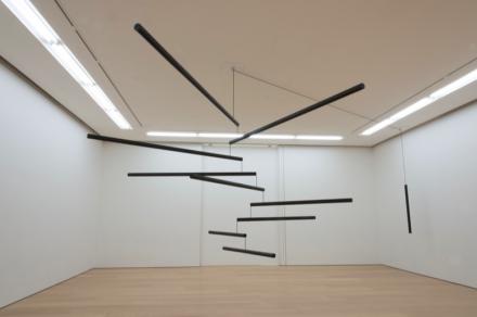 Xavier Veilhan, Mobile (Orchestra) (2011), via Galerie Perrotin