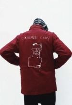 Basquiat Cassius Clay Jacket, via Complex