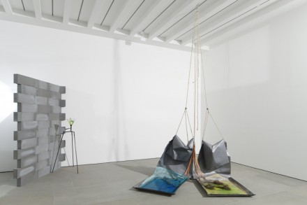 Gilberto Zorio, (Installation view), Photo: Peter Malet, courtesy Blain|Southern
