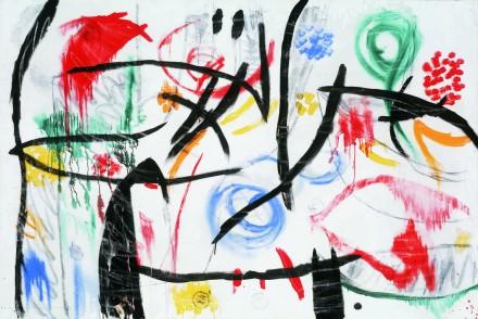 Joan Miró, Sans titre, (1968-1972), courtesy Fondation de l'Hermitage
