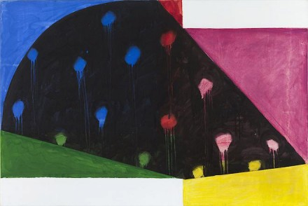 Mary Heilman, Rio Nido (1987), via Cheim and Read