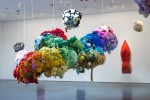 "Mike Kelley, ""Deodorized Central Mass with Satellites,"" (1991-1999), via ArtInfo"
