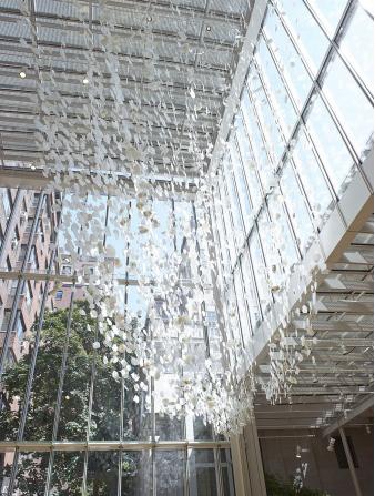 Monika Grzymala, Volumen (2013), via Art in America