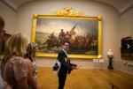 Museum Hack Founder Mark Rosen, via Wall Street Journal