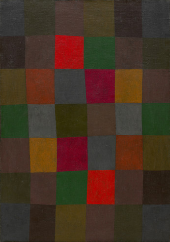 Paul Klee, New Harmony (Neue Harmonie ) (1936), Solomon R. Guggenheim Museum, New York, 71.1960. © 2013 Artists Rights Society (ARS), New York / VG Bild-Kunst, Bonn