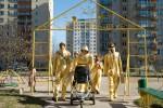 Pawel Althamer, Common Task, Brodno district, Warsaw, 2008, via Art Daily