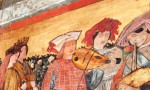 Pre-Raphaelite Mural, via The Guardian