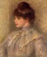 Renoir, Madame Valtat (1903), via Japan Times