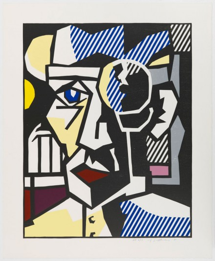 Roy Lichtenstein, Dr. Waldmann (1980), Courtesy Gagosian Paris