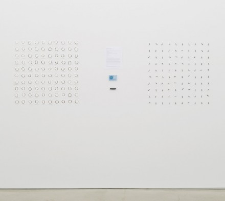 Seth Cluett, 100 Circles for the Mind (2010), via Lisa Cooley