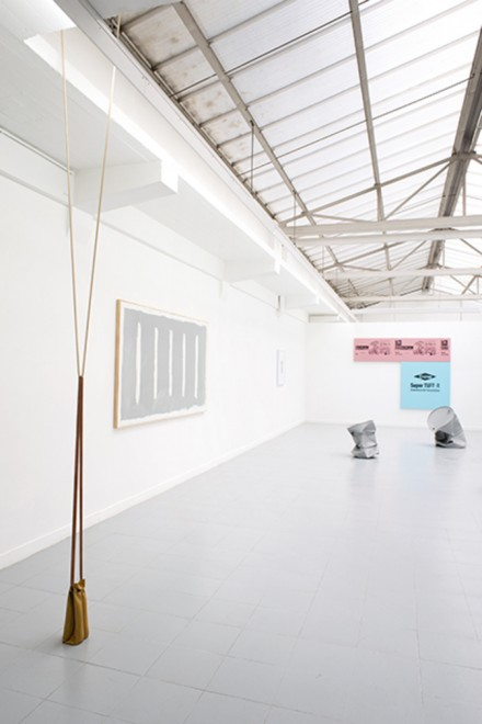 Still House Group, Bru(s) (Installation View), via Galerie Rodolphe Janssen