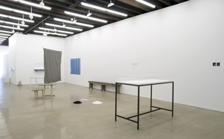 The String and The Mirror (Installation View), via Lisa Cooley