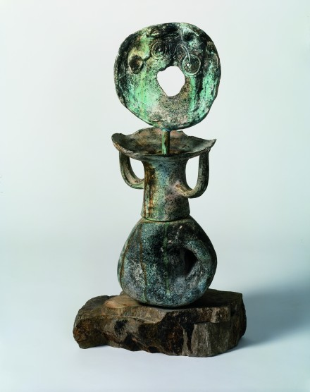 Joan Miró, Femme, (1967), courtesy Fondation de l'Hermitage