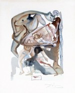 A Dali for sale on Amazon, via Amazon Art