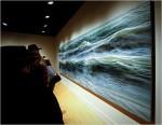 A work at ArtPrize 2009, via New York Times