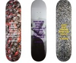 Ai Weiwei X The Sk8room, via Complex