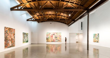 Cecily Brown (Installation View), Courtesy Gagosian Gallery