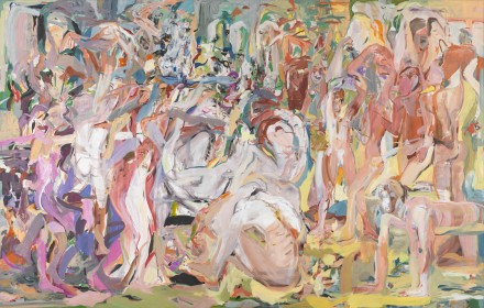 Cecily Brown, Untitled (The Beautiful and the Damned) (2013), Courtesy Gagosian Gallery
