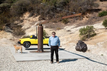 Chris Burden, via NY Times
