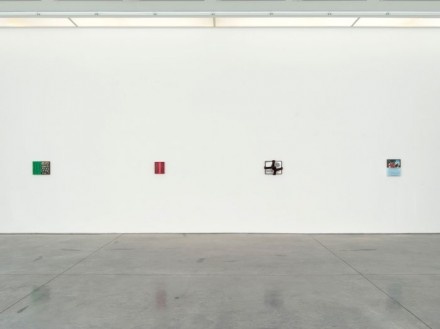 Elad Lassry (Installation View), via 303 Gallery